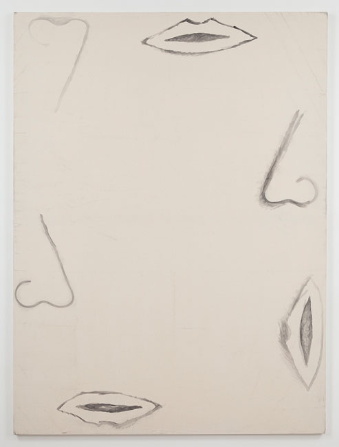 3 Noses, 3 Mouths, 2012